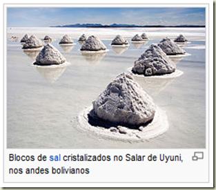 BLOCOS DE SAL