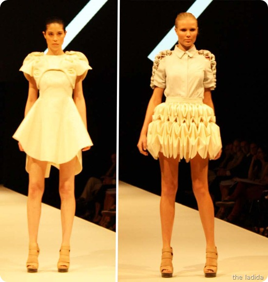 UTS the Future in Fashion Graduate Show 2012 - Kathleen Choo 2
