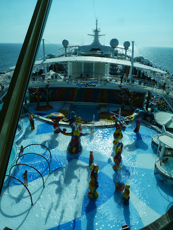 Croaziera pe Mediterana: Vasul Liberty of the Seas