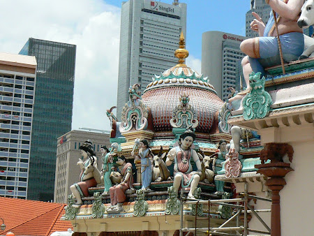 Singapore: Hindu Temple