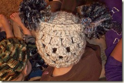 Crocheted Hats by Mommy