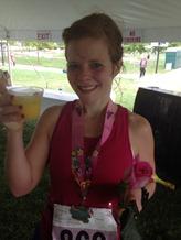 Healthy Strides mimosas