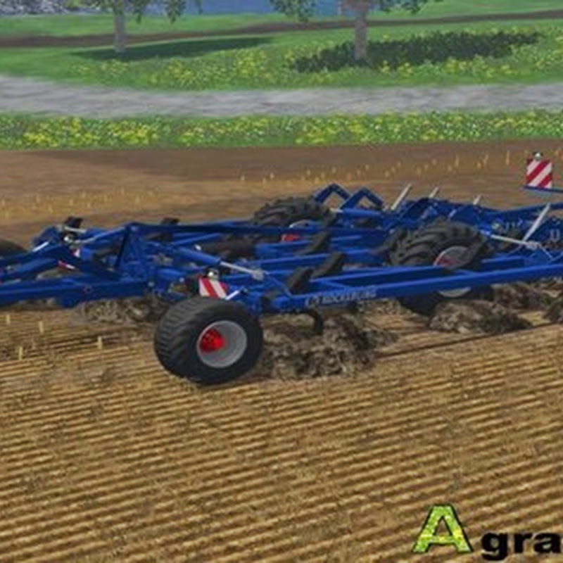 Farming simulator 2015 - Köckerling Vector 570 v 1.0