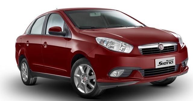 Fiat lança linha 2014 de Palio e Grand Siena