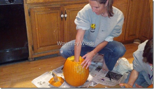 Pumpkin me