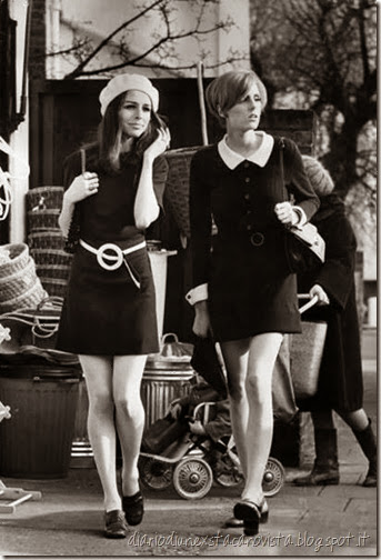 mod sixties english fashion