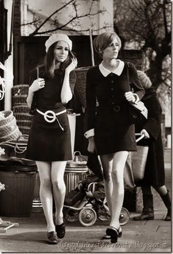 mod sixties english fashion