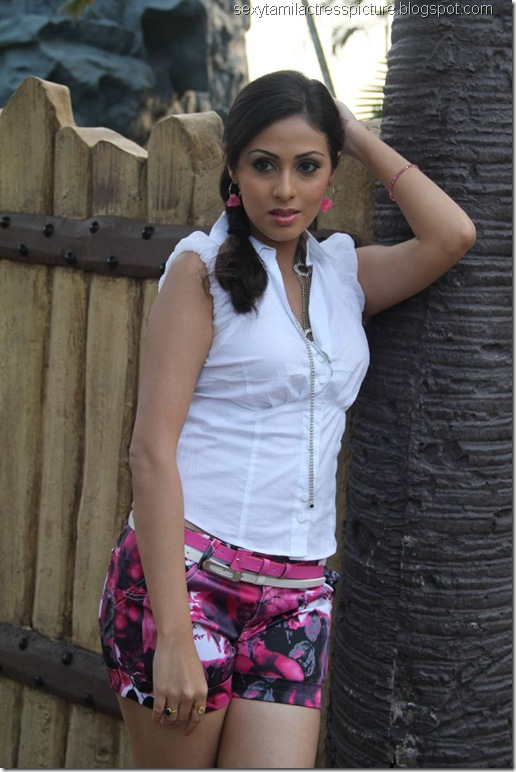 actress_sada_too_hot_in_mini_skirt