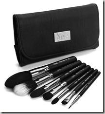 Sigma Pincel Premium Travel Kit - Stylish in Black -3_thumb