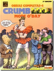 P00004 - Robert Crumb  - Mode O'Day.howtoarsenio.blogspot.com #4