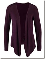 Esprit Dark Purple Cardigan