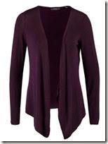 Esprit Dark Purple Cardigan