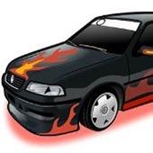 Jogo de colorir carro