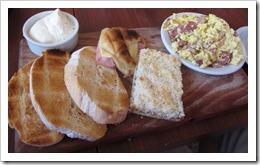 Café da Manhã Americano no Club Serrano - Palermo