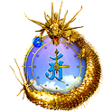 BlueDragon ClockWidget icon