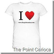 camisa I Love