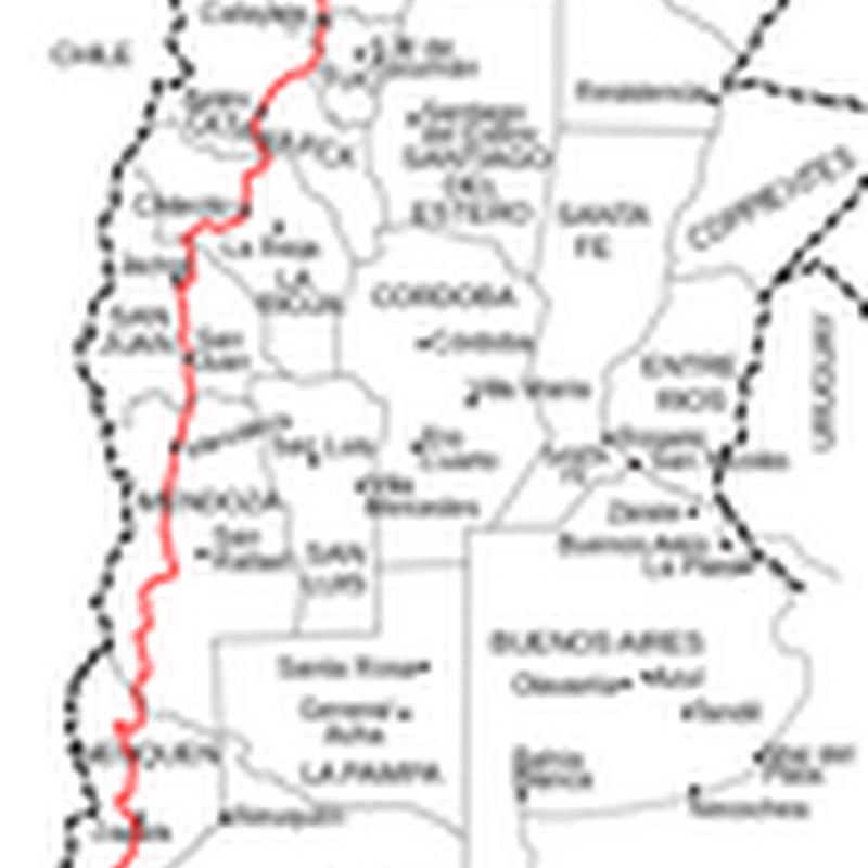 Recorriendo la Ruta Nacional 40: de Cabo Vírgenes a Esquel.