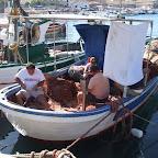 Pescatori a Favignana foto Osvaldo Sciascia