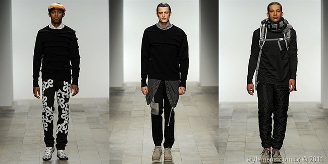 Christopher Shannon - London Fashion Week Outono Inverno 2011 (1)[3][3]