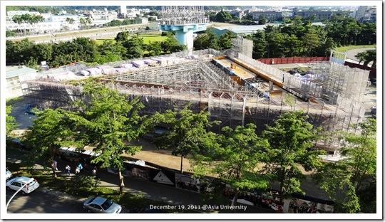 December 19, 2011 @Asia-U