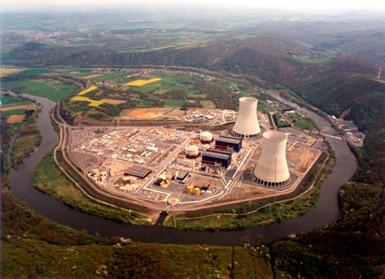 usina nuclear de Chooz