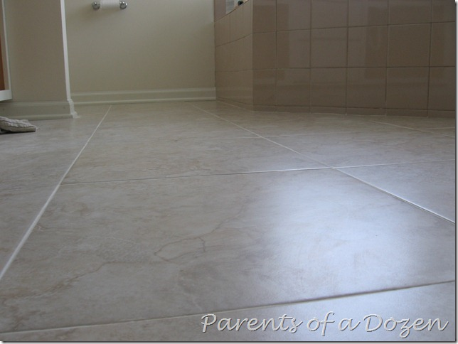 How to prepare a floor for ceramic tile