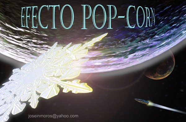 Ilustración para EFECTO POP-CORN