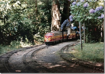 12 Pacific Northwest Live Steamers in 1984