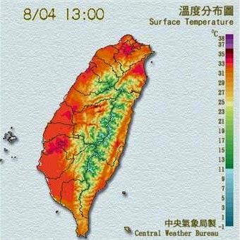台灣均溫居高不下冷氣改裝霧化水冷提高散熱效率