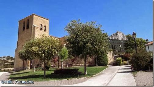 Iglesia de Unzué