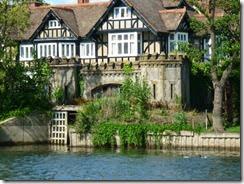 17 crenellated boathouse