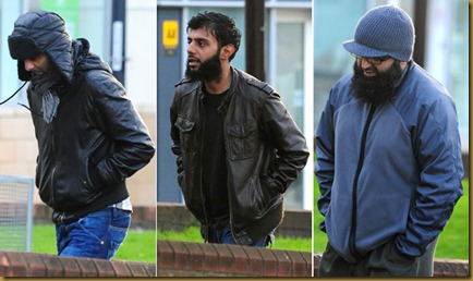 uk convicted islamists