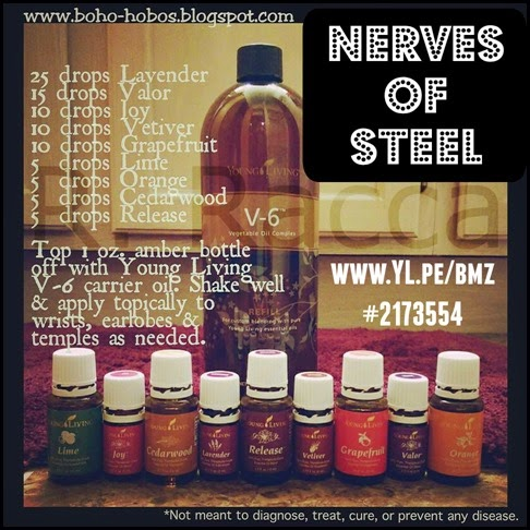 Nerves of Steel-Liquid Xanax