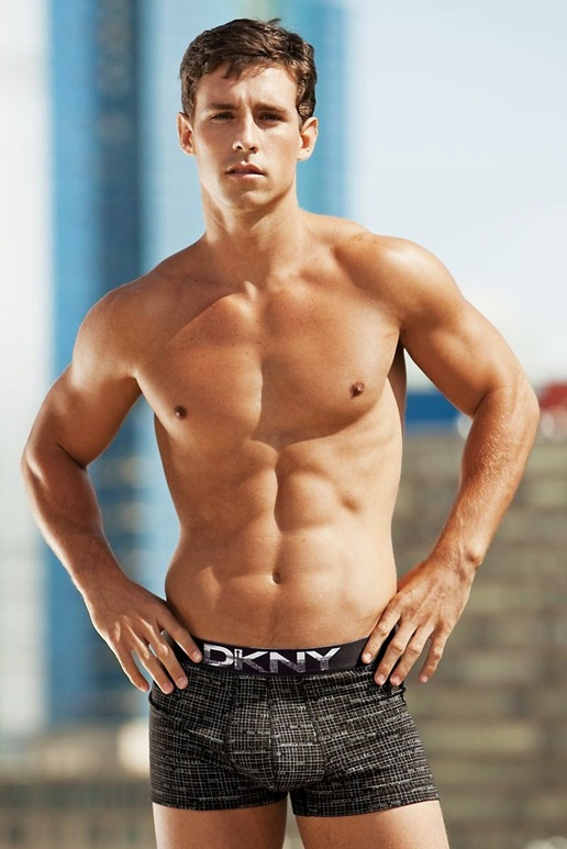 tyler lough for dkny