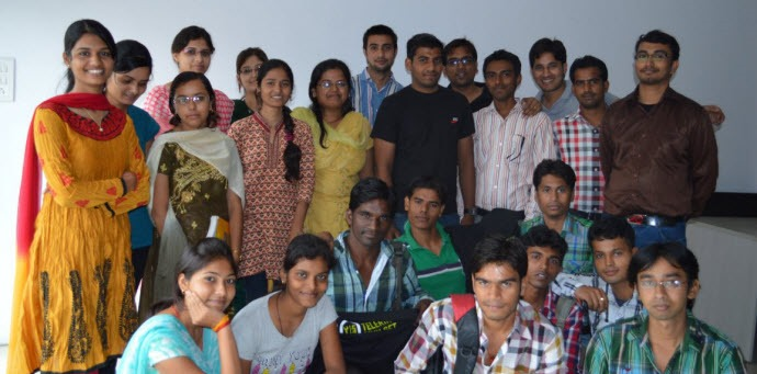 Group Photo of #CSCJbpChapter