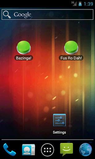 OMG! Button! BMF Edition - screenshot