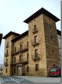 Palacio de Subiza