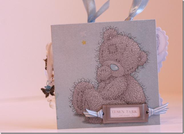 barnedåp takkekort diy bok tatty teddy IMG_3619