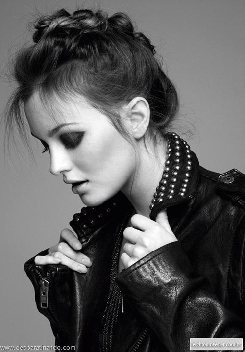 Leighton meester blair gossip girl garota do blog linda sensual desbaratinando  (173)