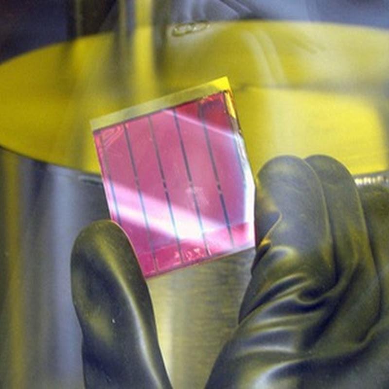 Nueva forma de crear silicio cristalino podría beneficiar a empresas de energía solar