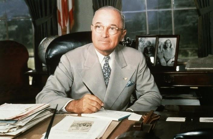 Harry Truman na presidência dos Estados Unidos