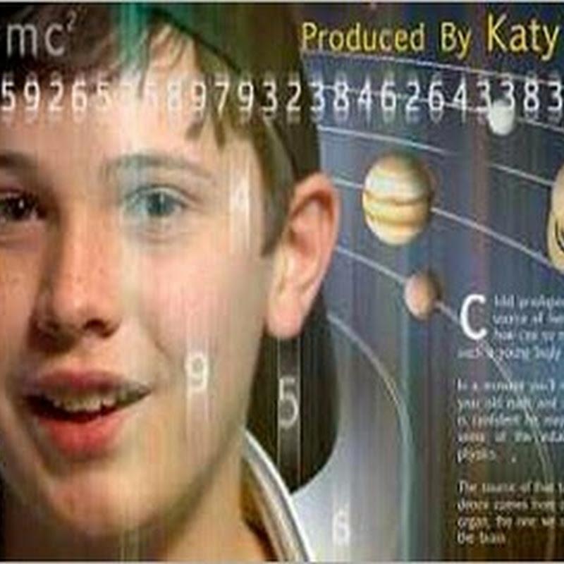 Menino de 12 anos com QI superior a Einstein desenvolve sua própria teoria da relatividade