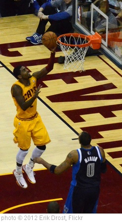'Kyrie Irving Layup' photo (c) 2012, Erik Drost - license: http://creativecommons.org/licenses/by/2.0/