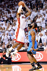 lebron james nba 120621 mia vs okc 030 game 5 chapmions Gallery: LeBron James Triple Double Carries Heat to NBA Title