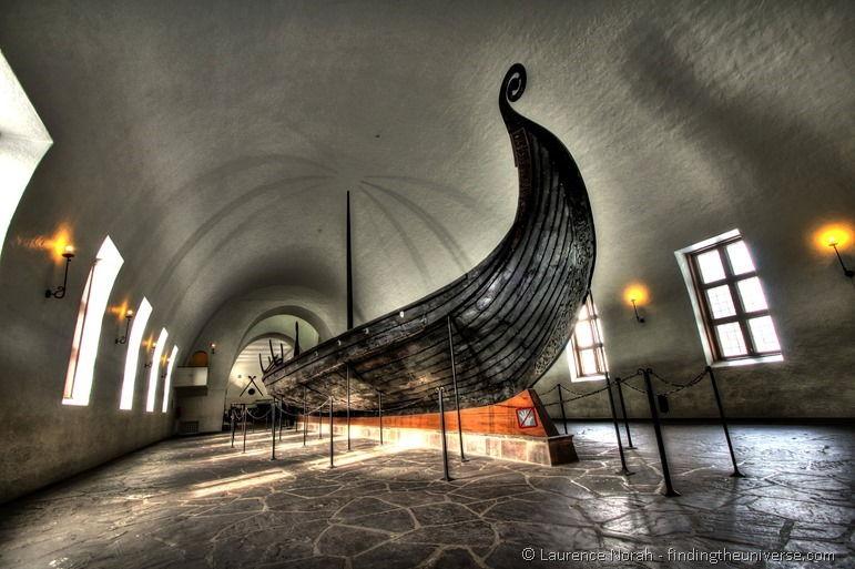 Wikingerschiff, Oslo