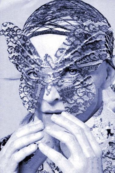 Madonna Monarch Butterfly Masks1