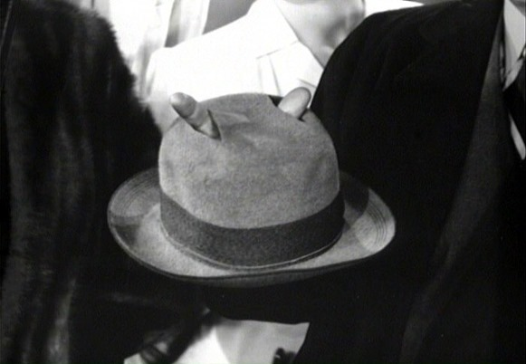 5. Harvey's hat
