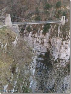 Puente de Holtzarte - Pirineos