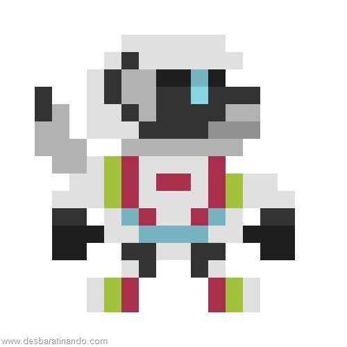 super herois e viloes em 8 bits transformers  (8)