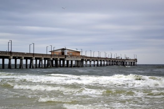 Gulf State Park pier